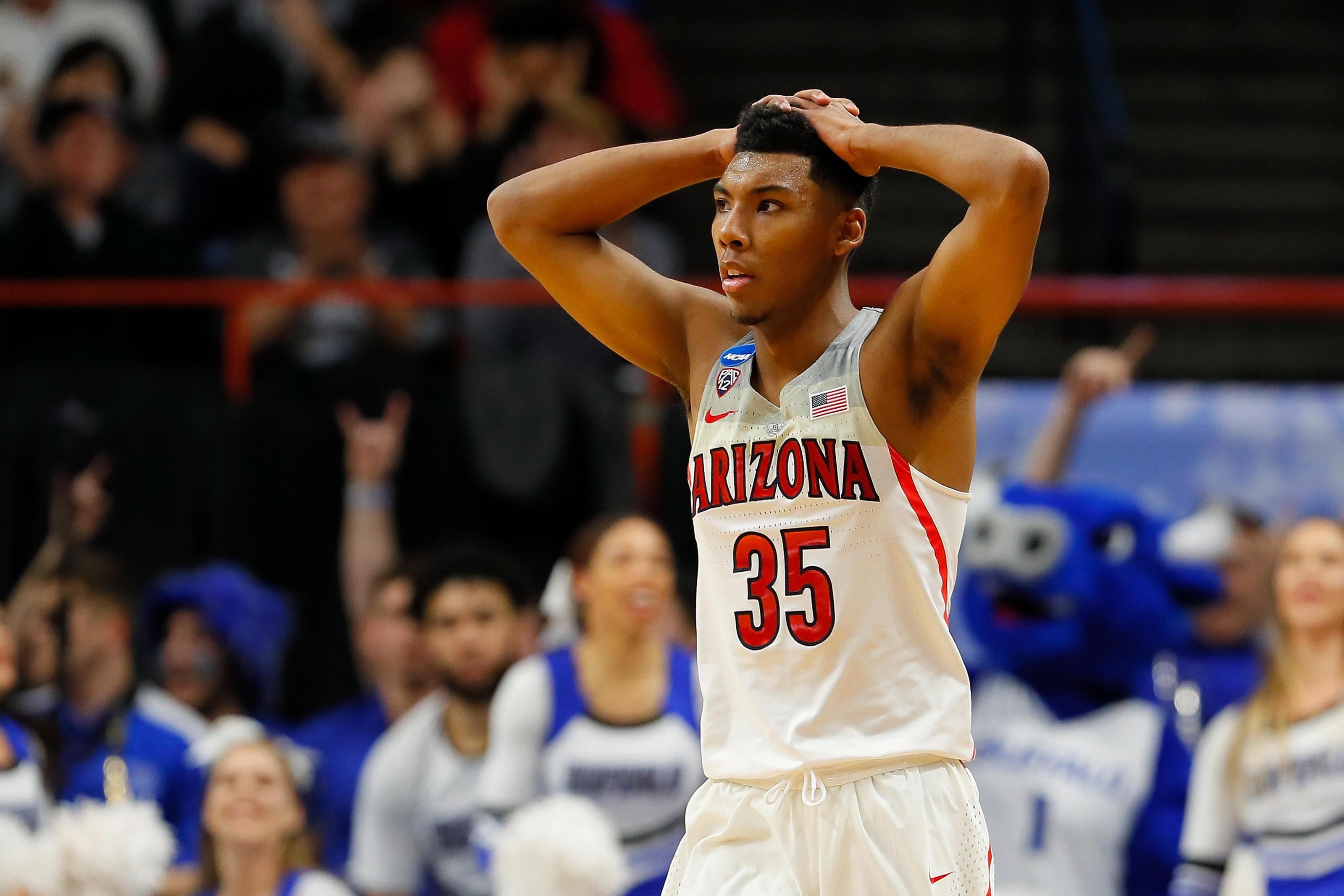 Former Arizona Basketball Star Allonzo Trier Remarkably Efficient ...